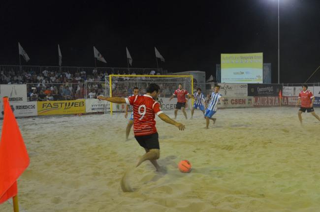 Il grande calcio a Vieste dal 31 luglio al 2 agosto ...